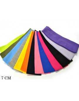 7 CM COTTON HAIRBAND