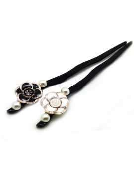 HAIR STICK WITH PEARL AND...